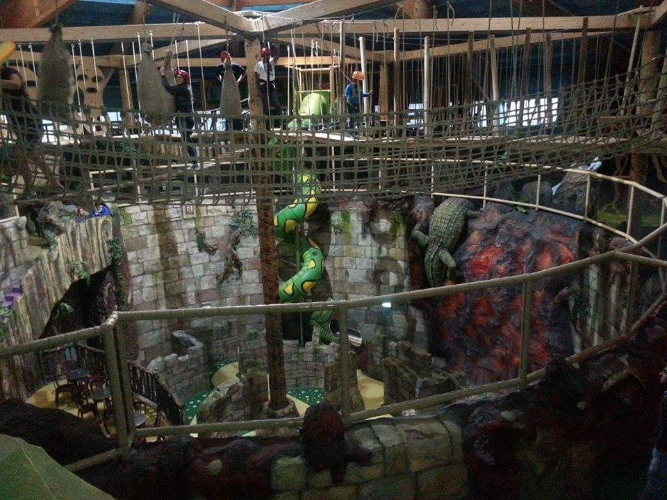 Theming and Animatronics Industries S.A.